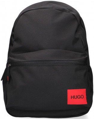 HUGO Zwarte Hugo Rugtas Ethon Backpack