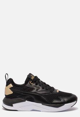 Puma Puma X-Ray Lite Metallic Pop sneakers zwart