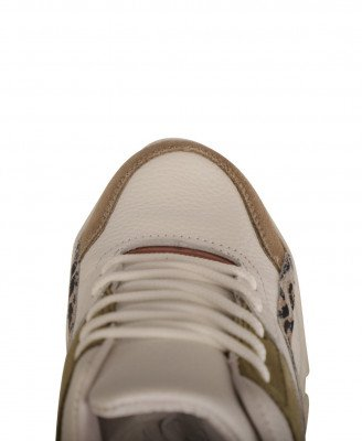 Shoecolate Shoecolate Sneaker Groen 8.10.06.071