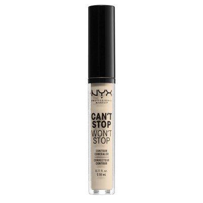 NYX Professional Makeup 02 - Fair Can't Stop Won't Contour Concealer 3.5 ml