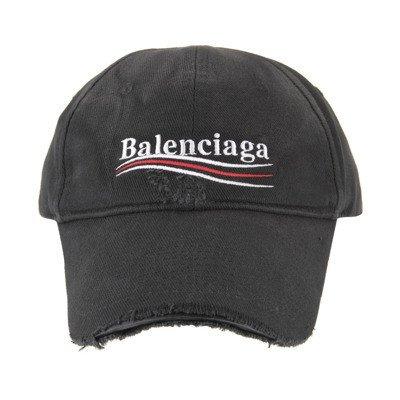 Balenciaga Political Campaign Logo Baseball Cap