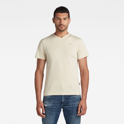 G-Star RAW Base S T-Shirt - Wit - Heren