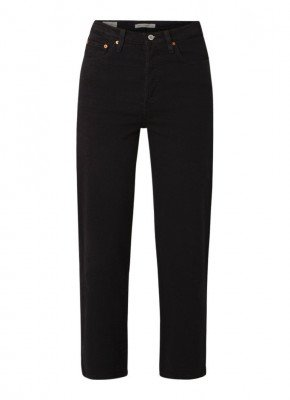 Levi's Levi's Ribcage high waist straight fit cropped jeans