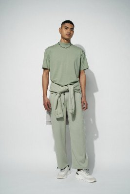 nu-in 100% Recycled Colour Block Joggers