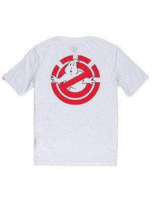Element Element Banshee T-Shirt wit