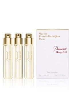 Maison Francis Kurkdjian Maison Francis Kurkdjian Baccarat Rouge 540 Eau de Parfum - navulling set van 3