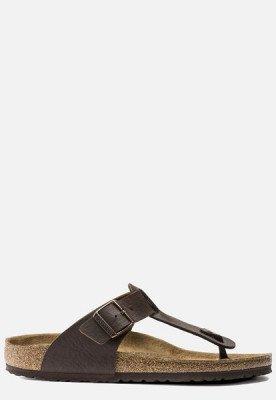 Birkenstock Birkenstock Medina slippers bruin