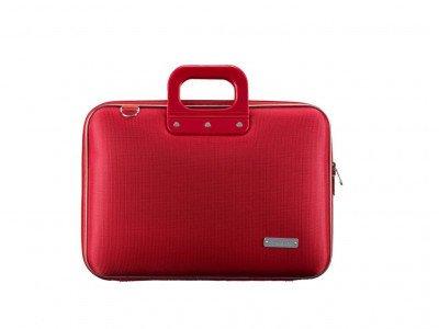 Bombata Bombata Nylon Laptoptas 15,6 inch Red