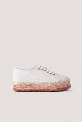 Superga Chunky Sneaker - White