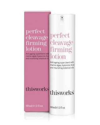 This Works This Works - Perfect Cleavage Firming Lotion - 60 ml