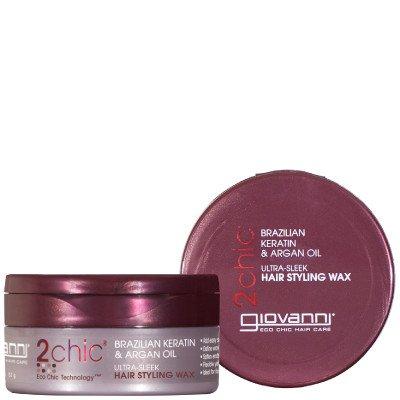 Giovanni Giovanni Ultra-Sleek Hair Styling Wax 57g