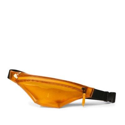 Rains Rains Bum Bag Mini Shiny Amber
