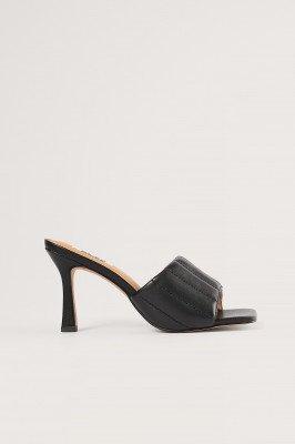NA-KD Shoes NA-KD Shoes Stilettomuiltjes - Black