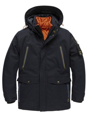 PME Legend PME Legend Hooded jacket COURSE TWILL + WIBER
