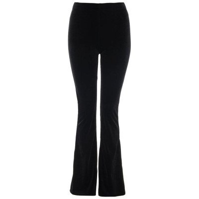 ComegetFashion FLARED BROEK FLUWEEL