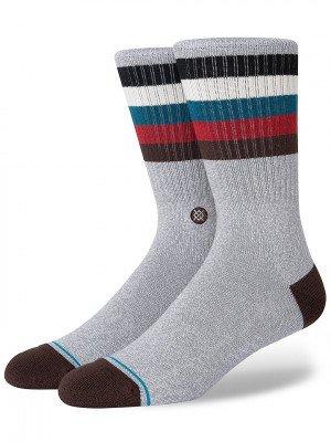 Stance Stance Maliboo Socks grijs