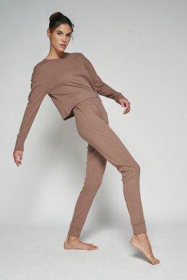 nu-in 100% Organic Cotton Natural Dye Pyjama Leggings