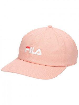 Fila Fila Dad With Linear Logo Cap roze