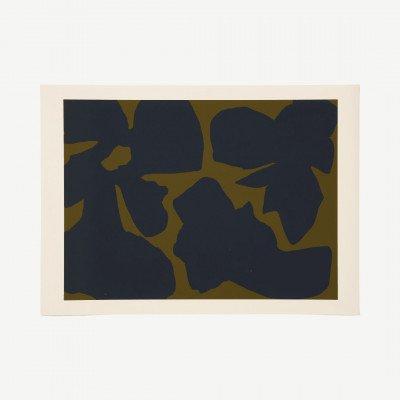 MADE.COM The Poster Club, Desoleil, print door By Garmi, 50 x 70 cm