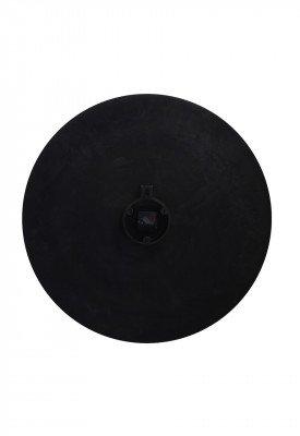 Light en Living Light & Living Klok 'Licola' 74cm, kleur Zwart
