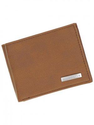 Quiksilver Quiksilver Bridgies IV Wallet bruin