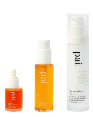 Pai Skincare Pai - Rosehip Self Care Trio - 50 ml + 28 ml + 10 ml