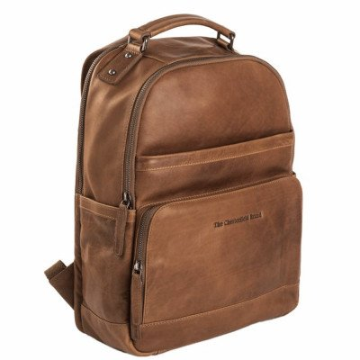 Chesterfield Chesterfield Bags Leren Laptop Rugzak Austin Cognac