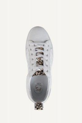 Poelman Poelman Sneaker Wit LPESQUIMO-24POE2