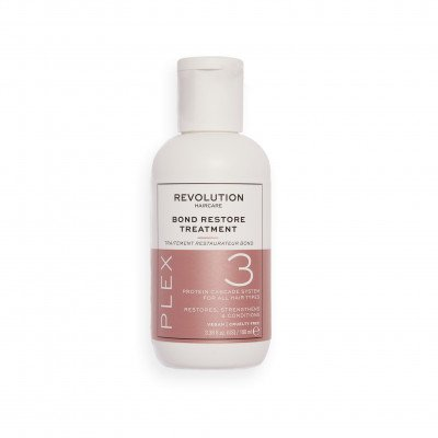 Revolution Hair Revolution Hair Haircare Plex 3 Bond Restore Treatment