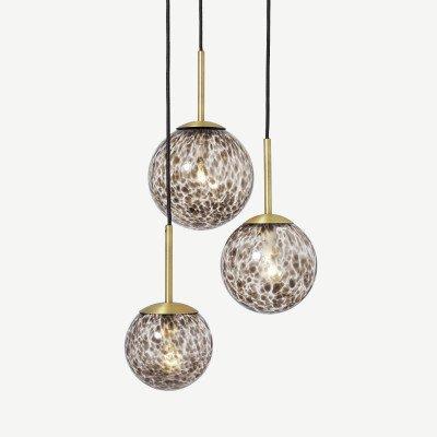 MADE.COM Julia cluster hanglamp met 3 lampen