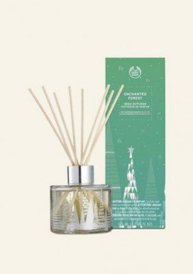 The Body Shop NL Enchanted Forest Reed Diffuser 125 ML