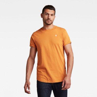 G-Star RAW Lash T-Shirt - Oranje - Heren