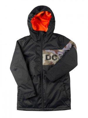 DC DC Propaganda Jacket zwart