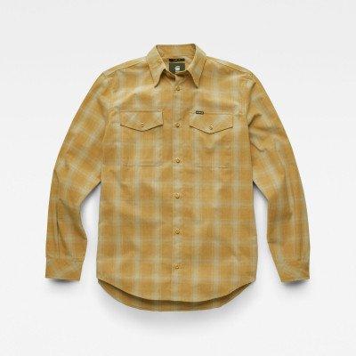 G-Star RAW Marine Slim Shirt - Meerkleurig - Heren