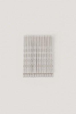 NA-KD Accessories NA-KD Accessories Haarspelden - Silver