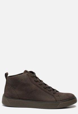 ECCO Ecco Street Tray sneakers grijs