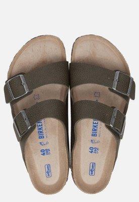 Birkenstock Birkenstock Arizona Soft slippers groen