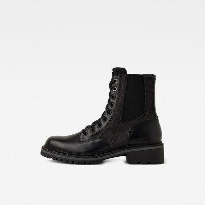 G-Star RAW Core Boots II - Zwart - Dames