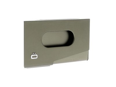 Ogon Designs Ogon Business Cardholder One Touch Dark Grey