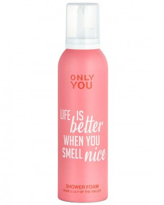 Only You Only You Shower Foam Only You - Shower Foam SHOWER FOAM