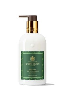 MOLTON BROWN Molton Brown Jubilant Pine & Patchouli - Limited Edition Kerst Body Lotion