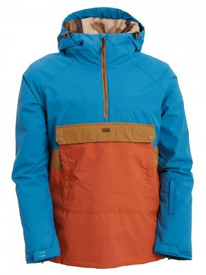 Billabong Billabong Stalefish Jacket blauw