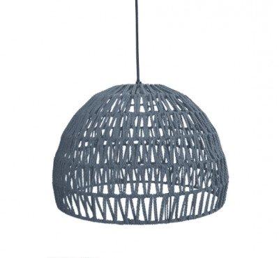 LABEL51 LABEL51 hanglamp 'Touw' large, kleur Grijs