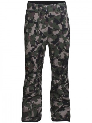 Planks Planks Good Times Insulated Pants camouflage