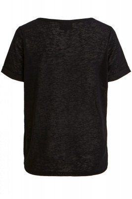 Object Object Shirt / Top Zwart 23023816
