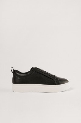 NA-KD Shoes NA-KD Shoes Sneakers - Black
