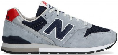 New Balance Grijze New Balance Lage Sneakers Cm996