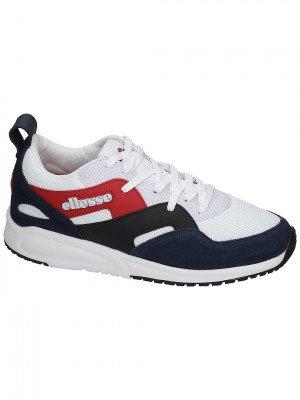 Ellesse Ellesse Potenza Sneakers wit