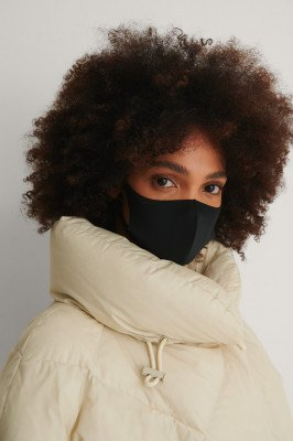 NA-KD Accessories NA-KD Accessories 3-Pack Basic Scuba Masks - Black