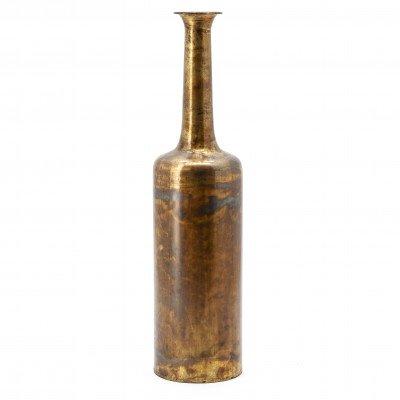 By-Boo By-Boo Vaas 'The Nile 1' 64cm hoog, kleur goud